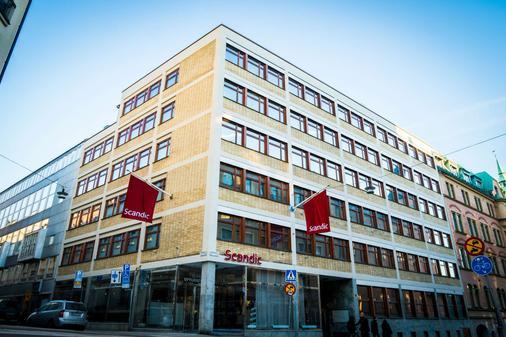 斯堪迪克乌普兰德花园酒店 - 斯德哥尔摩 - 建筑