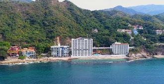 科斯塔苏尔Spa及度假酒店 - 巴亚尔塔港 - 建筑