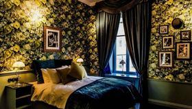 皮加勒酒店 - 哥德堡 - 睡房