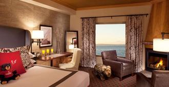 西雅图艾治沃特酒店 - 西雅图 - 睡房