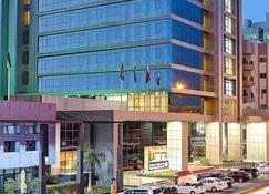 迪拜皇家欧陆酒店 - Garhoud - 建筑
