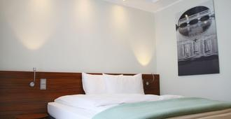 阿古斯特恩酒店 - 慕尼黑 - 睡房