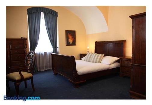 布拉格黄金时代酒店 - 布拉格 - 睡房
