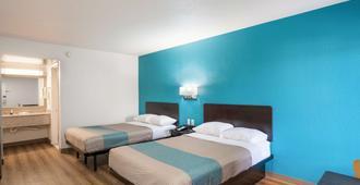 肯塔基莱星顿-北6号汽车旅馆 - 列克星敦 - 睡房