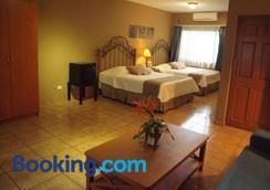 木兰花精品酒店 - 圣萨尔瓦多 - 睡房