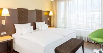 Nh德雷斯顿奥特马克酒店 - 德累斯顿 - 睡房