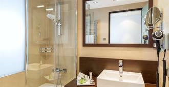 德累斯顿阿尔特马尔克特nh酒店集团 - 德累斯顿 - 浴室