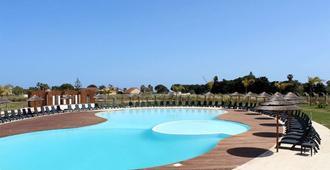 阿基米德原住公寓 - 锡拉库扎 - 游泳池