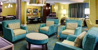 孟菲斯市中心春季山丘套房酒店 - 孟菲斯 - 休息厅