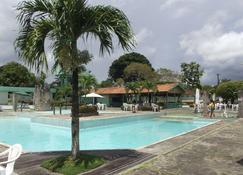 Amazon River Resort Hotel - 帕林廷斯 - 游泳池