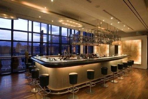 朋兹酒店 - 因斯布鲁克 - 酒吧