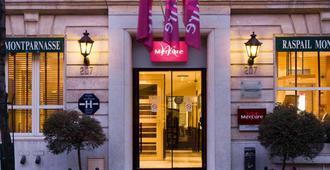 拉斯拜尔蒙帕纳斯美居酒店 - 巴黎 - 建筑