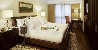 波哥大埃斯特拉喷泉公寓酒店 - 波哥大 - 睡房