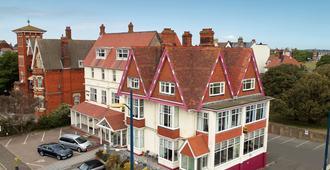 海洋旅馆 - 大雅茅斯 - 建筑