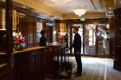 艾斯特雷酒店 - 阿姆斯特丹 - 柜台