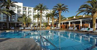 巴尔米拉帕拉蒂姆酒店 - 仅限成人 - 圣安东尼奥 - 游泳池