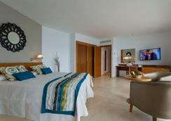 帕尔迈拉帕拉迪恩酒店 - 圣安东尼奥 - 睡房