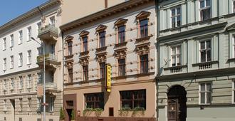 艺术酒店 - 布尔诺 - 建筑