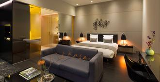 阿姆斯特丹艺术酒店 - 阿姆斯特丹 - 睡房
