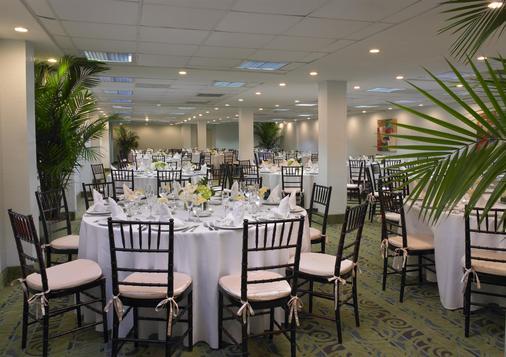 大西洋海滩贝斯特韦斯特优质度假酒店 - 迈阿密海滩 - 宴会厅