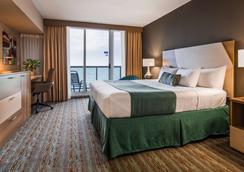 大西洋海滩贝斯特韦斯特优质度假酒店 - 迈阿密海滩 - 睡房