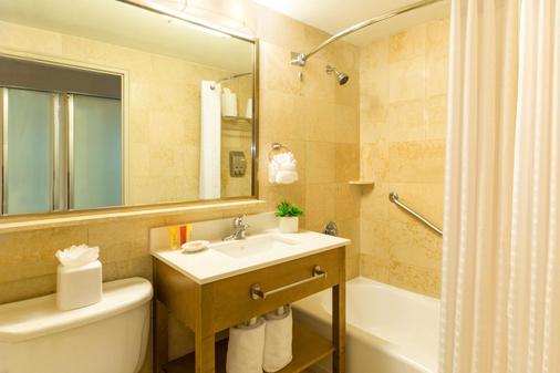 大西洋海滩贝斯特韦斯特优质度假酒店 - 迈阿密海滩 - 浴室