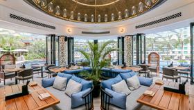 吉隆坡君悦酒店 - 吉隆坡 - 休息厅
