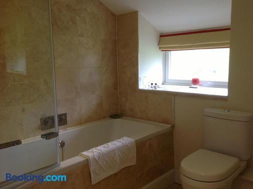 考池之家住宿加早餐旅馆 - 瓦伊河畔罗斯 - 浴室