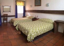 波萨达唐拉蒙酒店 - Zacatlán - 睡房