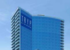 迪拜温德姆特瑞普酒店 - 迪拜 - 建筑