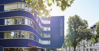 格罗伊利希设计酒店 - 苏黎世 - 建筑