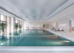 南京香格里拉大酒店 - 南京 - 游泳池