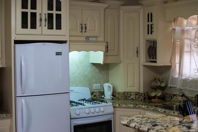 霍普韦尔公寓 - 布里奇敦 - 厨房