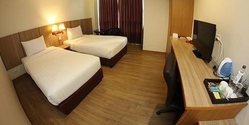 希塔公主酒店 - 武里南 - 睡房