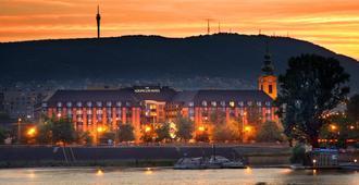 布达佩斯阿昆库姆酒店 - 布达佩斯 - 户外景观