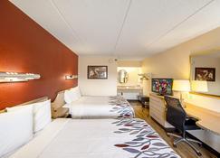 托莱多大学红屋顶酒店 - 托莱多 - 睡房