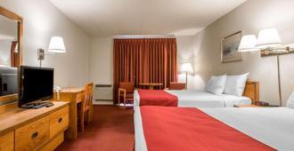罗德威酒店 - 普莱西德湖 - 睡房