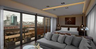 马德罗布宜诺斯艾利斯酒店 - 布宜诺斯艾利斯 - 睡房
