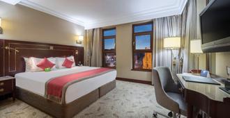 温德姆伊斯坦布尔老城酒店 - 伊斯坦布尔 - 睡房