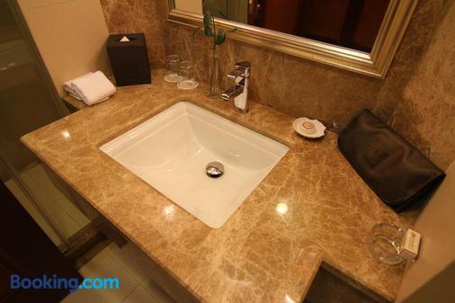 上海汾阳花园酒店 - 上海 - 浴室