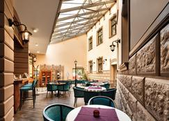 提特尔城市酒店 - 里加 - 餐馆