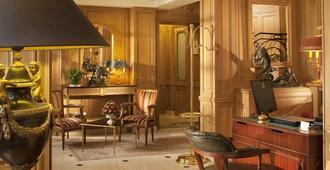 瓦伦纳酒店 - 巴黎 - 大厅