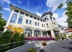 哈夫纳酒店 - 索波特 - 建筑