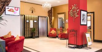 亚伯塔斯曼酒店 - 惠灵顿 - 大厅