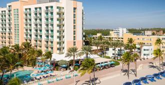好莱坞海滩万豪酒店 - 好莱坞 - 建筑