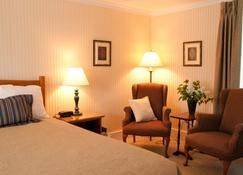 水滨沙丘旅馆 - 奥甘奎特 - 睡房