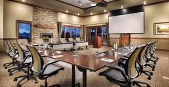 飞马山林小屋 - 科罗拉多斯普林斯 - 会议室