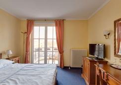 兰德斯米尔赛酒店 - 杜伊斯堡 - 睡房