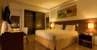 保利斯塔 H3 酒店 - 圣保罗 - 睡房