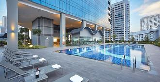新加坡庄家大酒店 - 新加坡 - 游泳池